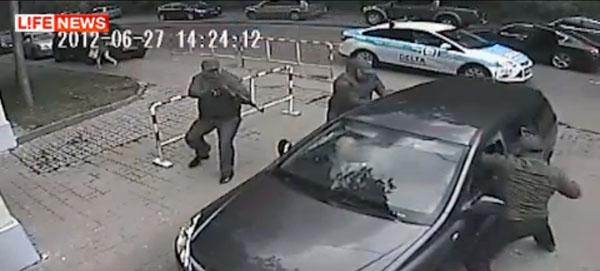 """Сотрудник ЧОП """"не заметил"""" ограбления инкассаторов - Охрана и безопасность"""