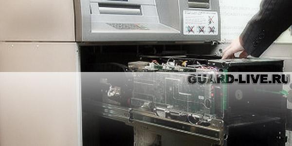 В Питере злоумышленники взломали банкомат в больнице