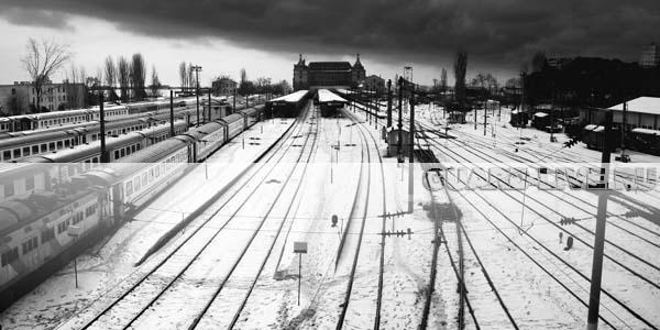 В Воронеже нетрезвый охранник погиб на железной дороге