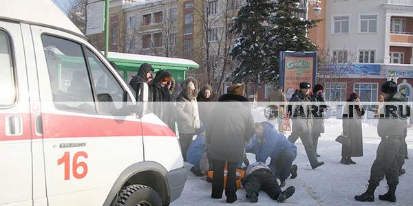В Кузбассе охранник кафе расстрелял клиента из пистолета