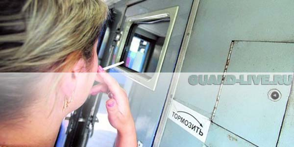 Полиция Куйбышева привлекла к ответственности более тысячи пассажиров электричек за курение в тамбуре