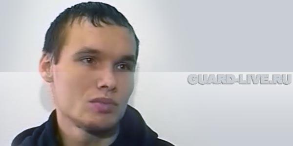 Дмитрий, подозреваемый. Фото: chuvashia.rfn.ru