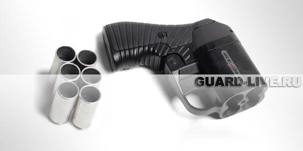Травматический пистолет ОСА Фото: vk.соm.