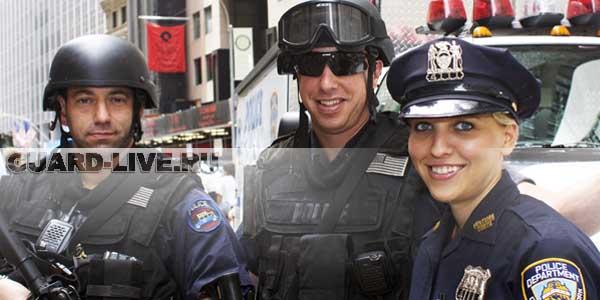 Полиция США. Иллюстрация: guard-live.ru