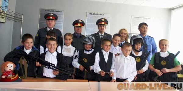 Акция УВО МВД в Нефтекамске Фото:gorobzor.ru.