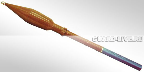 Противотанковая реактивная граната ПГ-7ВЛ
