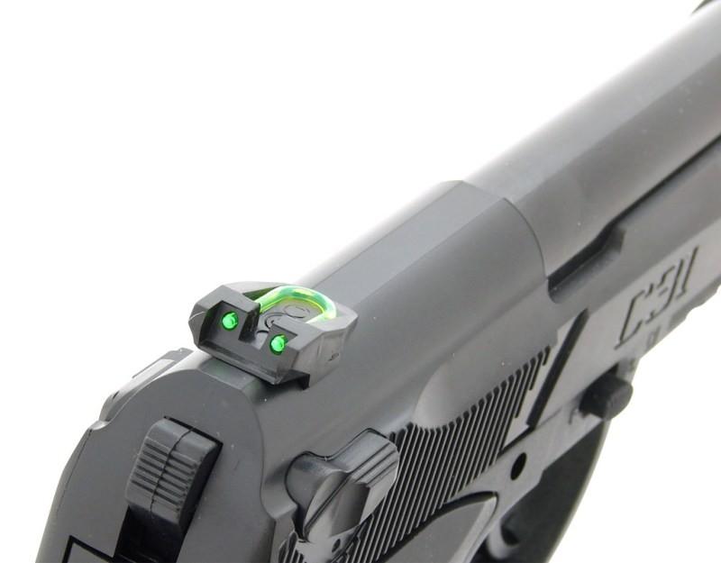 Законное использование пневматического пистолета