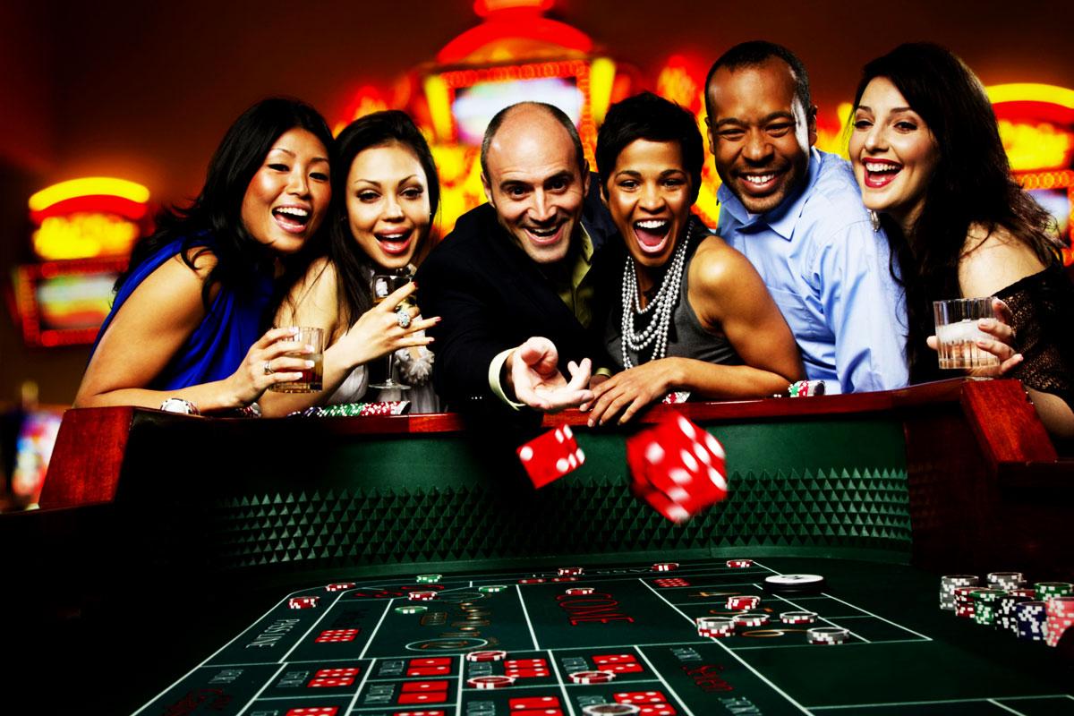 зарубежные казино